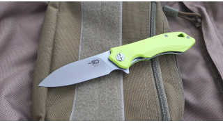 Нож складной Bestech knives Beluga green