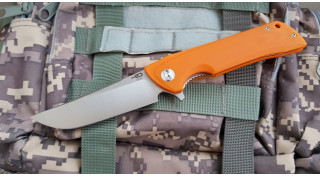 Нож Складной Bestech Knives Paladin orange