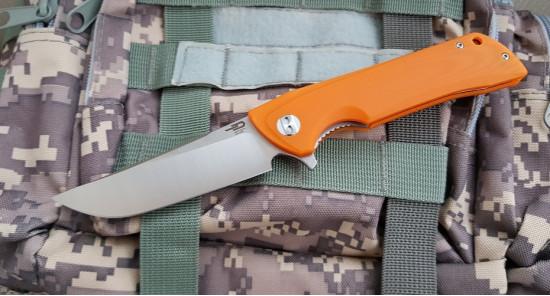 Bestech Knives Paladin orange