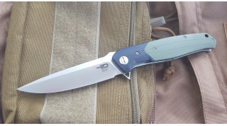 Нож Складной Bestech Knives Swordfish - green