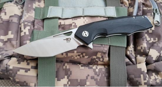 Bestech Knives Toucan