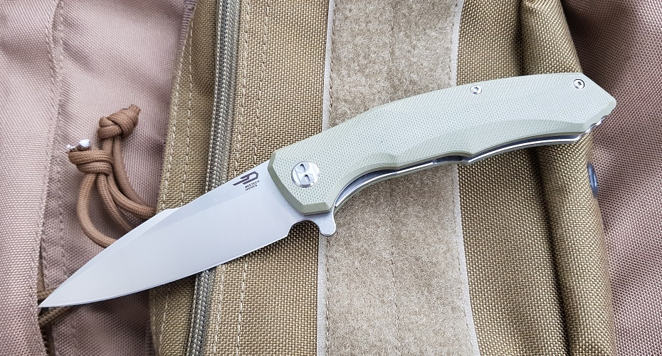 Bestech Knives Warwolf