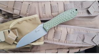 Нож складной Brutalica Ponomar olive-stonewash