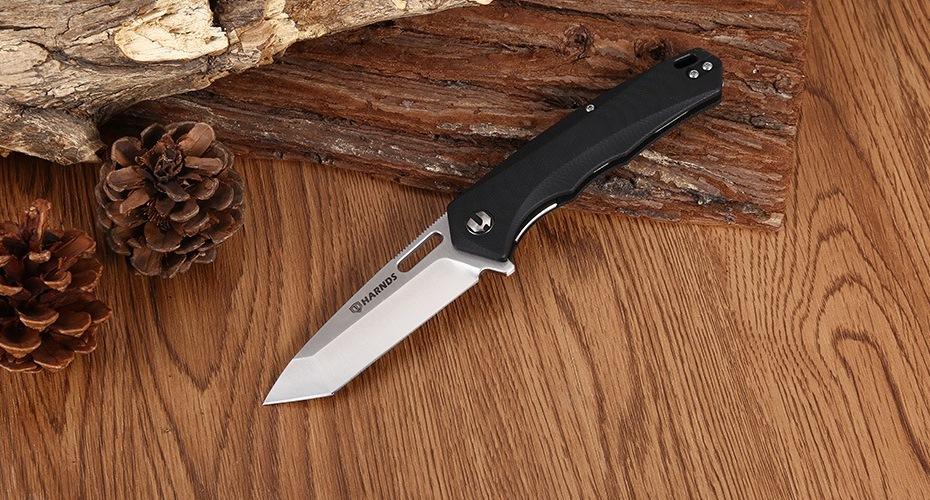 Нож HARNDS CK6119BK Pollux