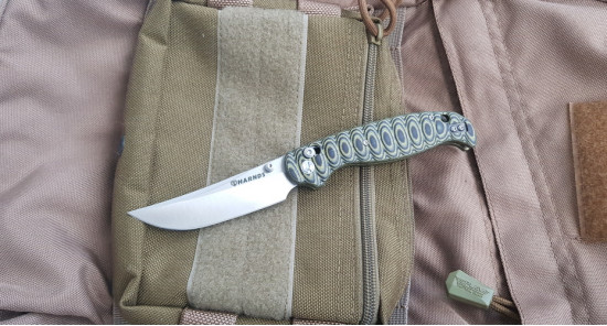 Harnds CK3501