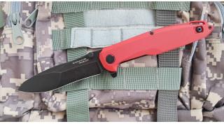 Нож складной Mr.Blade Convair Red