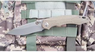 Нож складной Mr.Blade Opava Tan