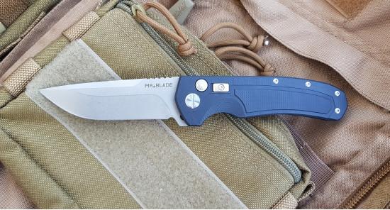Нож складной Mr.Blade Raven sw