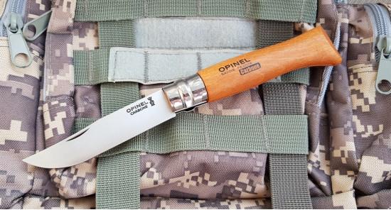 Нож складной OPINEL 9 Бук