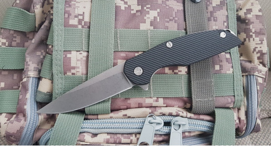 Нож складной 111