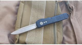 Нож выкидной фронтального выброса Kni01