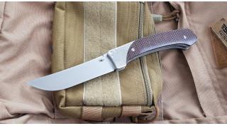 Нож складной SteelClaw Пчак-2 Red