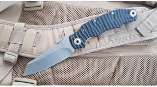 Нож складной SteelClaw Frits