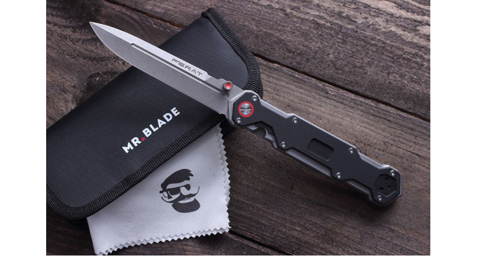 Нож Mr.Blade Ferat stonewash
