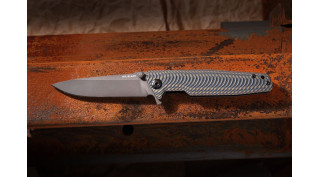 Нож Rift Mr Blade Grey