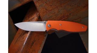 Нож Mr.Blade Zipper Bright orange