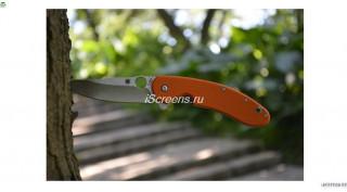 Spyderco Brad Southard (orange) реплика