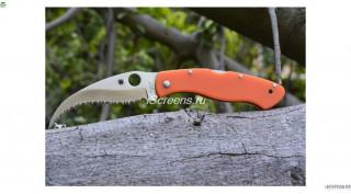 Нож реплика Civilian (orange)