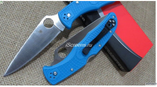 Spyderco ENDURA (blue) реплика
