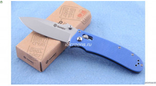 Нож складной Ganzo G704 blue
