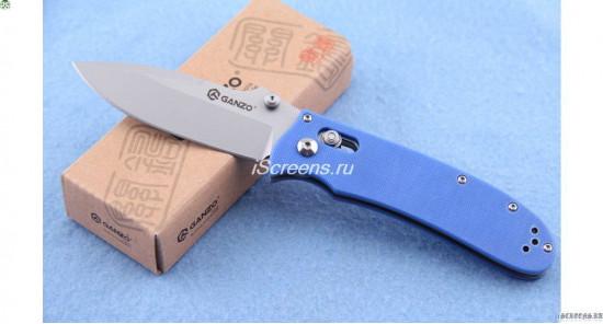 GANZO G704 blue