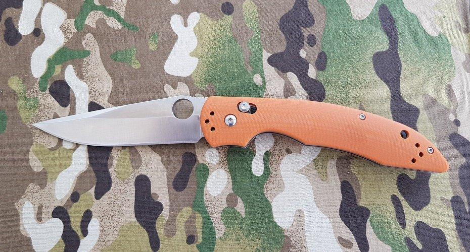 Нож Реплика Benchmade Harley Davidson