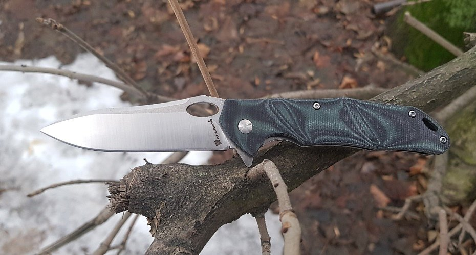 Нож HX OUTDOORS ZD-007