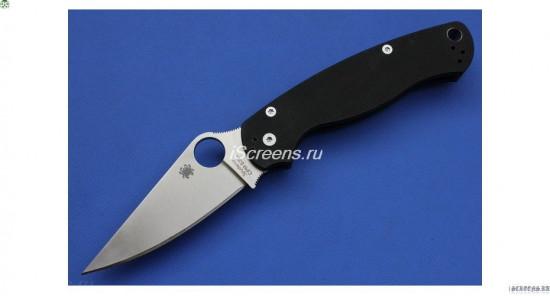 Реплика Spyderco Paramilitary 2 (Compression lock)