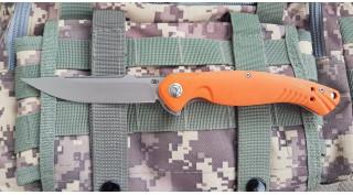 Нож Reptilian Франт Оранж