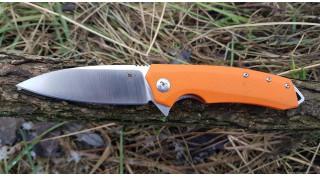 Нож Reptilian Шершень оранж