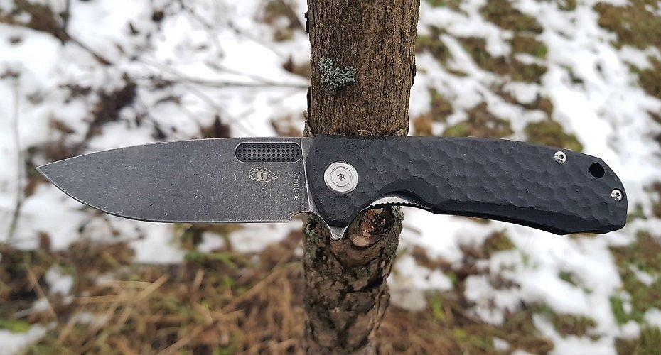 Нож Reptilian Скутум