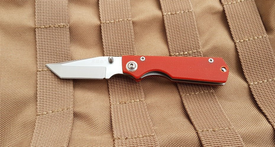 Нож SANRENMU 6044ltc