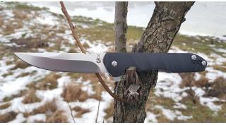 Нож SteelClaw Rassenti