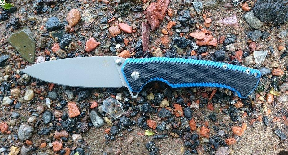 Нож Steelclaw Резус С