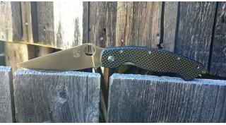 Нож складной SteelClaw Боец 3 (Карбон)