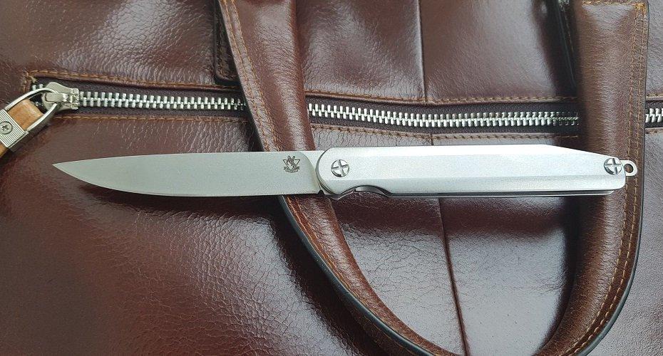 Нож Steelclaw Джентльмен2