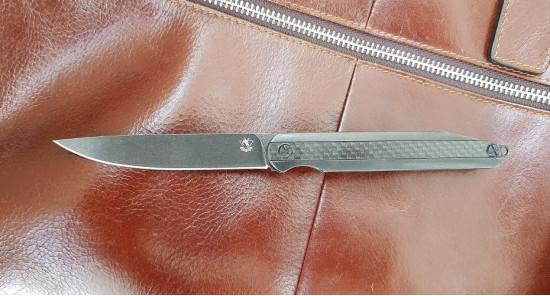 Нож Steelclaw Джентльмен 3
