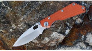 Нож реплика STRIDER orange