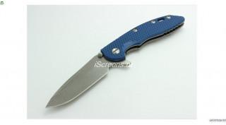 Нож складной Wild Boar HINDERER blue
