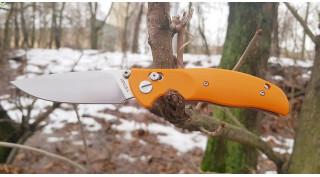 Нож Y Start Jin02 orange