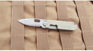 Нож Y Start LK5009 sand