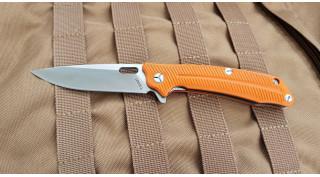 Нож Y Start LK5013 orange