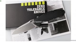 Нож ZT 0770 | Zero Tolerance 0770